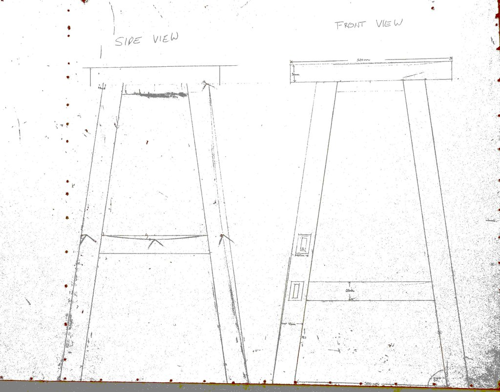 barhocker selber bauen bettwasche 2017. Black Bedroom Furniture Sets. Home Design Ideas