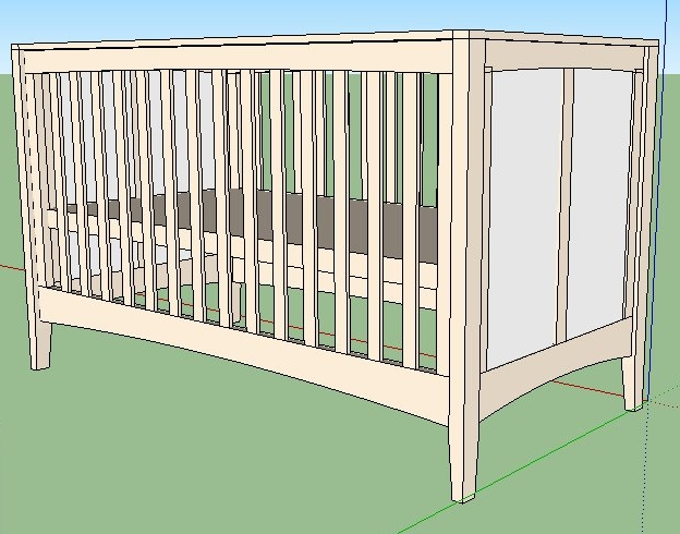 design gitterbett3. Black Bedroom Furniture Sets. Home Design Ideas